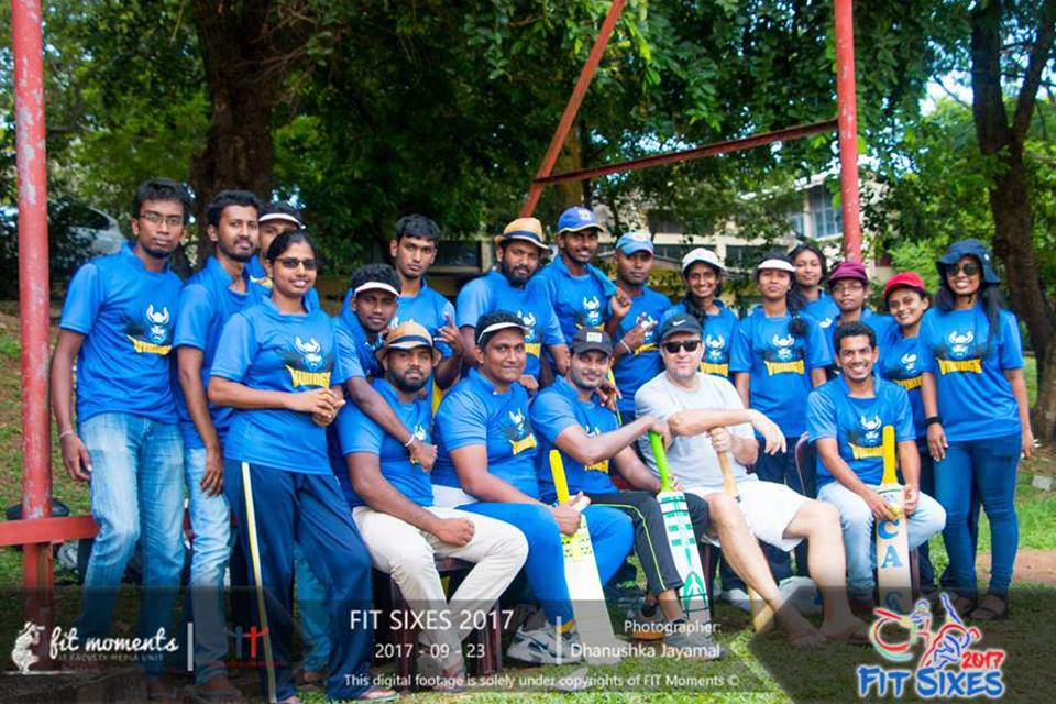 FIT Sixes Cricket Fiesta 2017